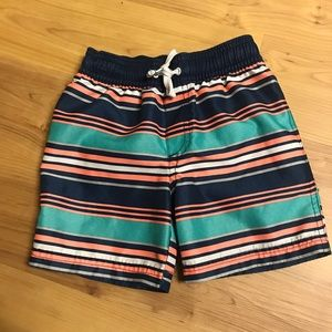 Boys Carters Swimming Shorts Size 3T